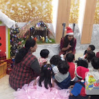 Christmas Celebrations of Nursery Evening Section at Witty World, Chikoowadi (2017-18)