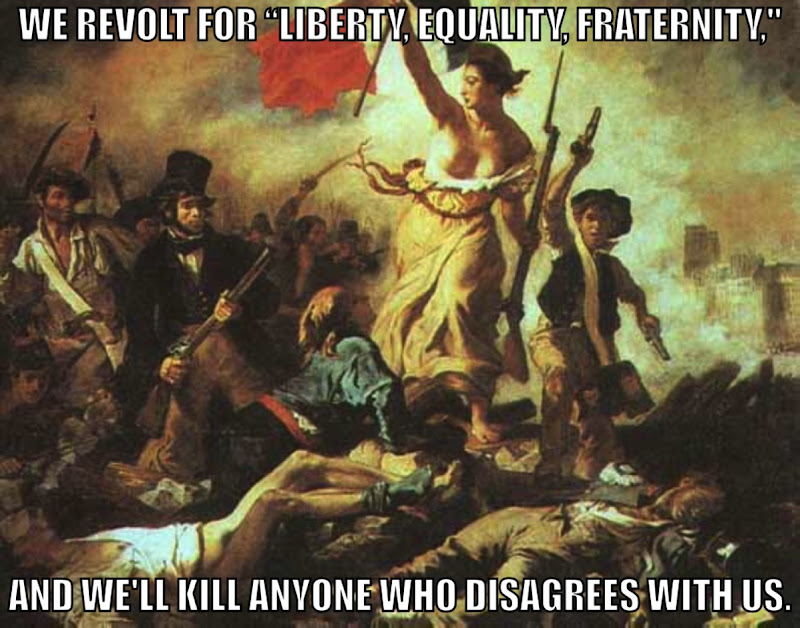 Kill those who disagree