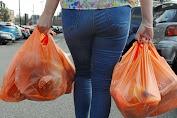 Di Jakarta , Kedapatan Pakai Kantong Plastik Bisa Didenda hingga Rp25 Juta