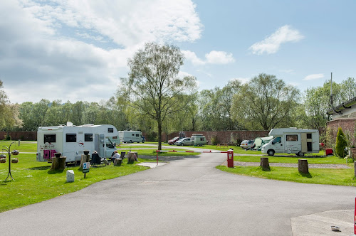 Oban Camping and Caravanning Club Site at Oban Camping and Caravanning Club Site