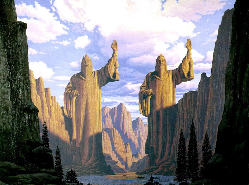Two Kings, Magical Landscapes 2