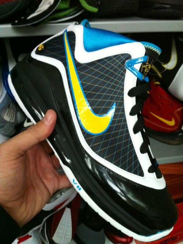 Unreleased LeBron VII Sample Inspired by 8220Fortune8221 Cover