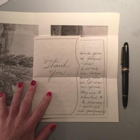 Anne elser recent works Anne elser calligraphy