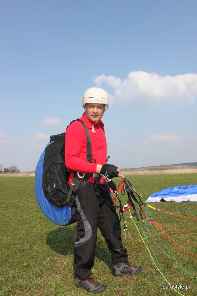 Szkolenia paralotniowe Kwiecień 2011 - IMG_5341.JPG