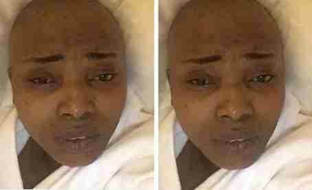 Halima Abubakar Still Very Ill As Tonto Dikeh Picks Her Up!