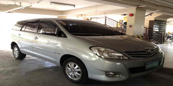 Luzviminda Travel and Tours: Cebu - SUV For Rent (Toyota Innova)