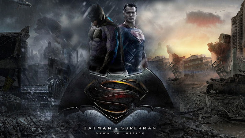 batman vs superman hollywood movie 2016