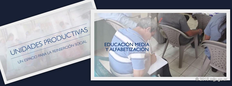 (VIDEO) SANDRA MÉNDEZ APRENDIÓ A LEER Y ESCRIBIR EN EL CENTRO DE ATENCIÓN INSTITUCIONAL EL BUEN PASTOR