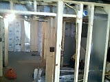 Framing and construction of Germantown Animal Hospital - 02-13-07_1211.jpg