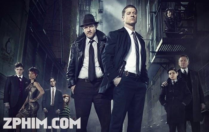 Ảnh trong phim Thành Phố Tội Lỗi 1 - Gotham Season 1 1