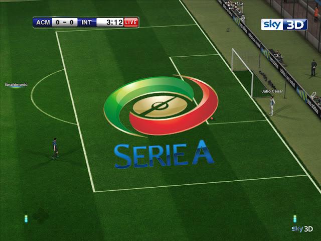 Replay Logo de todas as ligas em HD - PES 2012