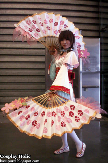 dynasty warriors 4 cosplay - xiao qiao