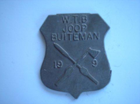Naam: WTB Joop BuitemanPlaats: LeidenJaartal: 199.