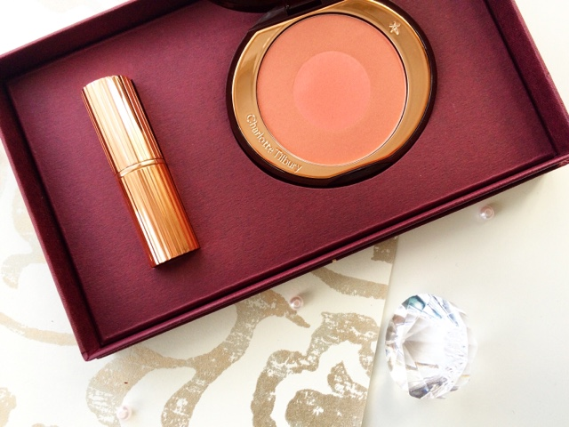 charlotte tilbury 6 shades of love gift set