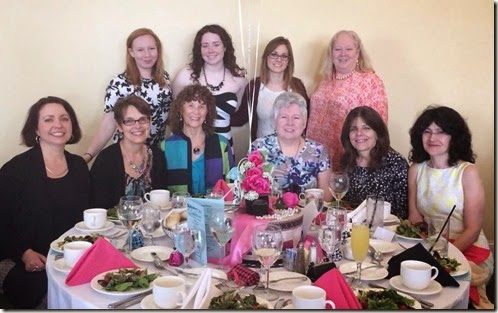 Hemophilia Luncheon April 18 2015