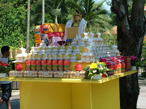Animal Liberation Altar in Singapore