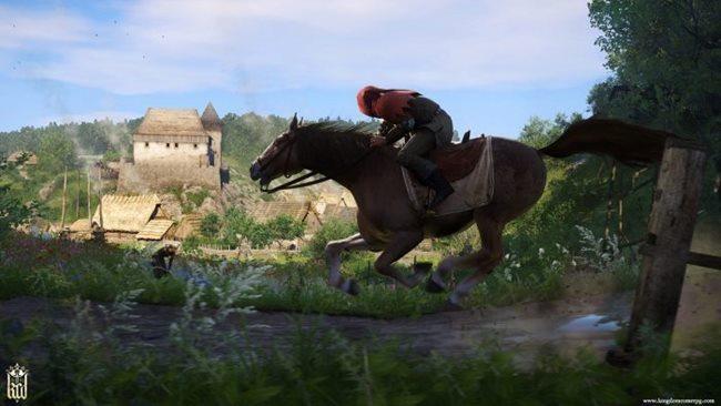 Kingdom Come: Deliverance ? Fundort einer geheimen Pferde-Rüstung (Horse Armor Guide)