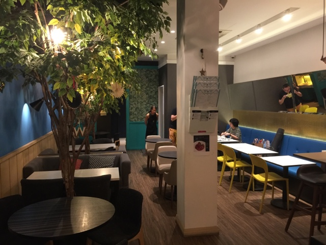 wannacuppa cafe singapore ambience interior