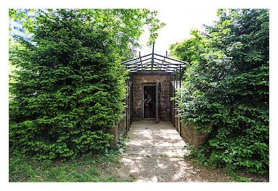 Fort St. Josef - die Mainzer Unterwelt: Der Eingang