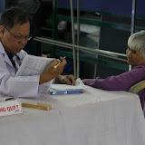 Ban Caritas tổ chức khám bệnh