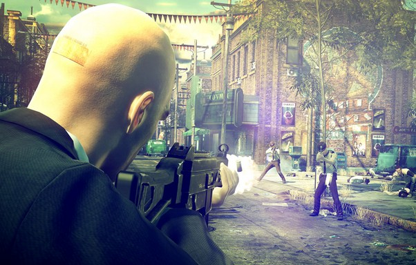 Hitman 5 Absolution Free Download PC Game Full Version