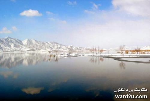 مدينة مريوان الكوردية في ايران