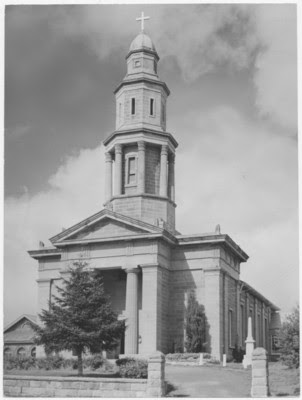 St. Georges Church, Battery Point, Hobart; 1963; TSO00018001
