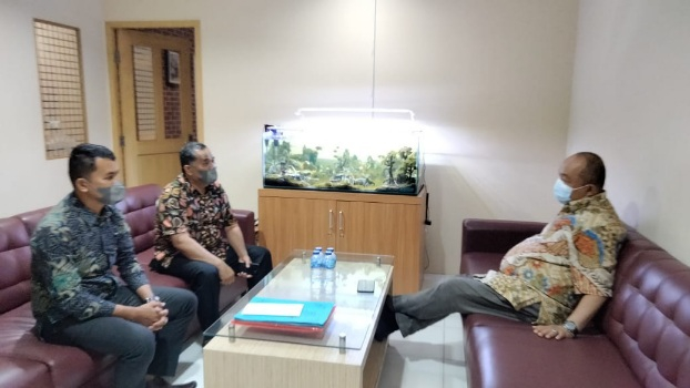 """Kadis Pendidikan Kota Payakumbuh Dasril """"Jemput Bola"""" ke Jakarta, Payakumbuh Ingin Jadi Pelaksana Program Sekolah Penggerak"""