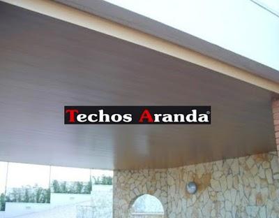 Imagenes de instaladores de techos de aluminio Madrid