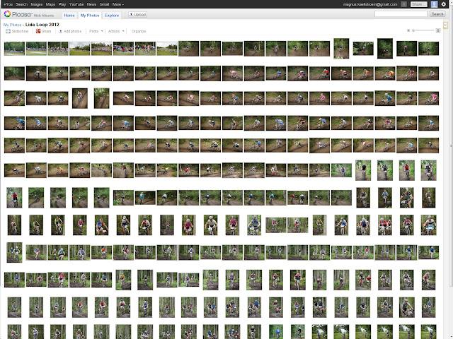 248 bilder på Picasa.
