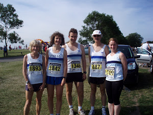 Southend Half Marathon - 14th June 2009