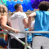 OIC - ENTSIMAGES.COM - Daniel Brocklebank and Joony Labey at the    Pride in London Parade  27th June 2015  27th June 2015   Photo Mobis Photos/OIC 0203 174 1069