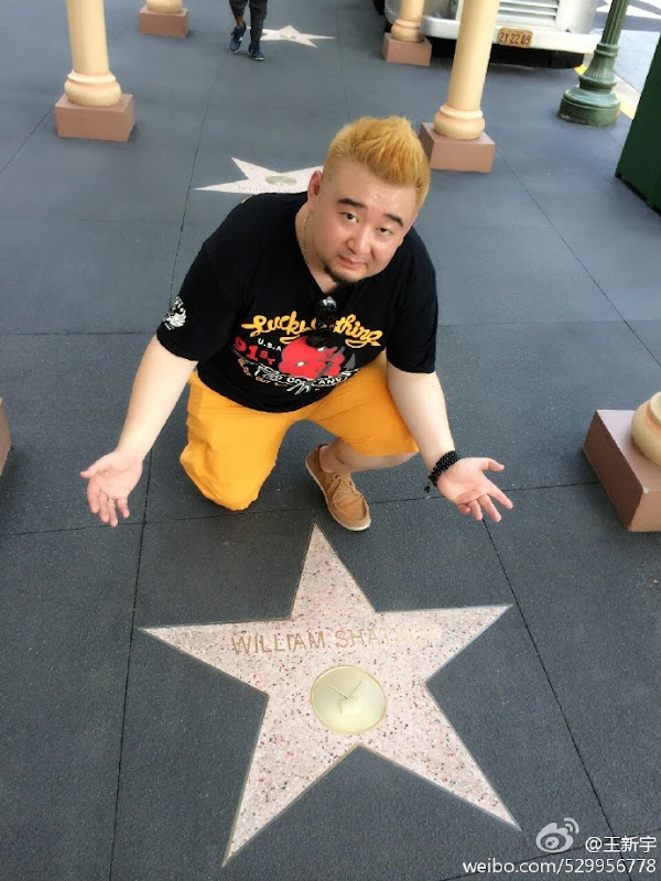 Wang Xinyu  Actor