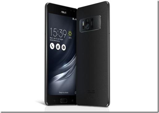 Asus Zenfone AR ZS571KL, Smartphone dengan RAM 8GB & Project Tango