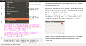 Editar archivos markdown en Google Drive - servicios 2