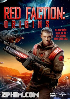 Đại Chiến Trên Sao Hỏa - Red Faction: Origins (2011) Poster