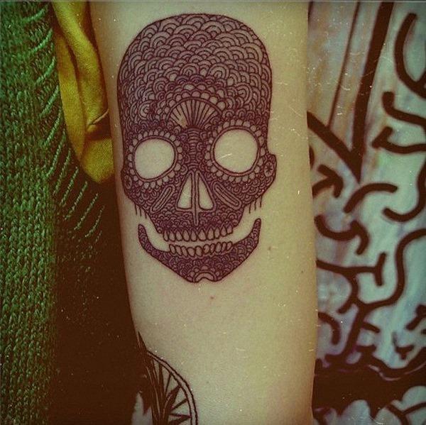 açcar_simples_tatuagem_de_caveira