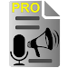 Voice to Text Text to Voice PRO Icon
