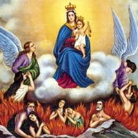 Hãy cứu các linh hồn khỏi luyện ngục