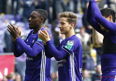 Yari Verschaeren rassure les fans d'Anderlecht
