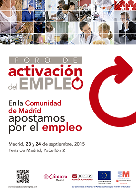 Entrega tu CV en el Foro de Activación del Empleo 2015