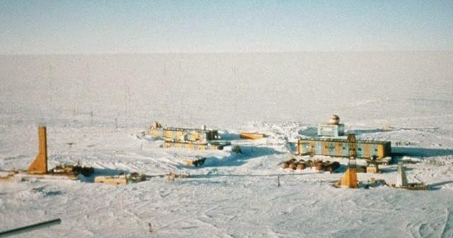 в Гренландии
