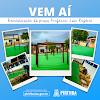 Vem aí – Revitalização da praça Professor Luis Rogério na Sede do município de Piritiba-BA