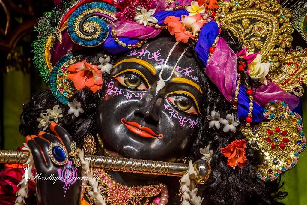 ISKCON Mayapur Deity Darshan 20 Jan 2017 (43)