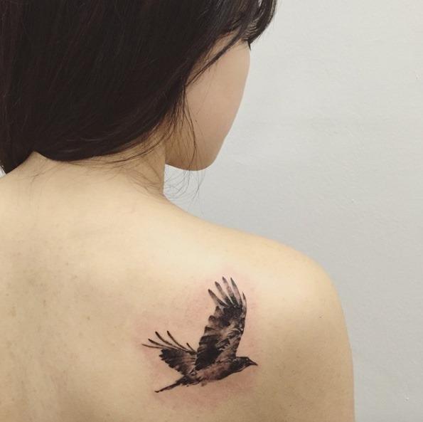 Este corvo