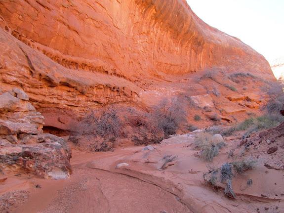 Short side canyon