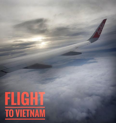 HARI PERTAMA DI VIETNAM