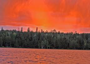 October Carnero Sunset
