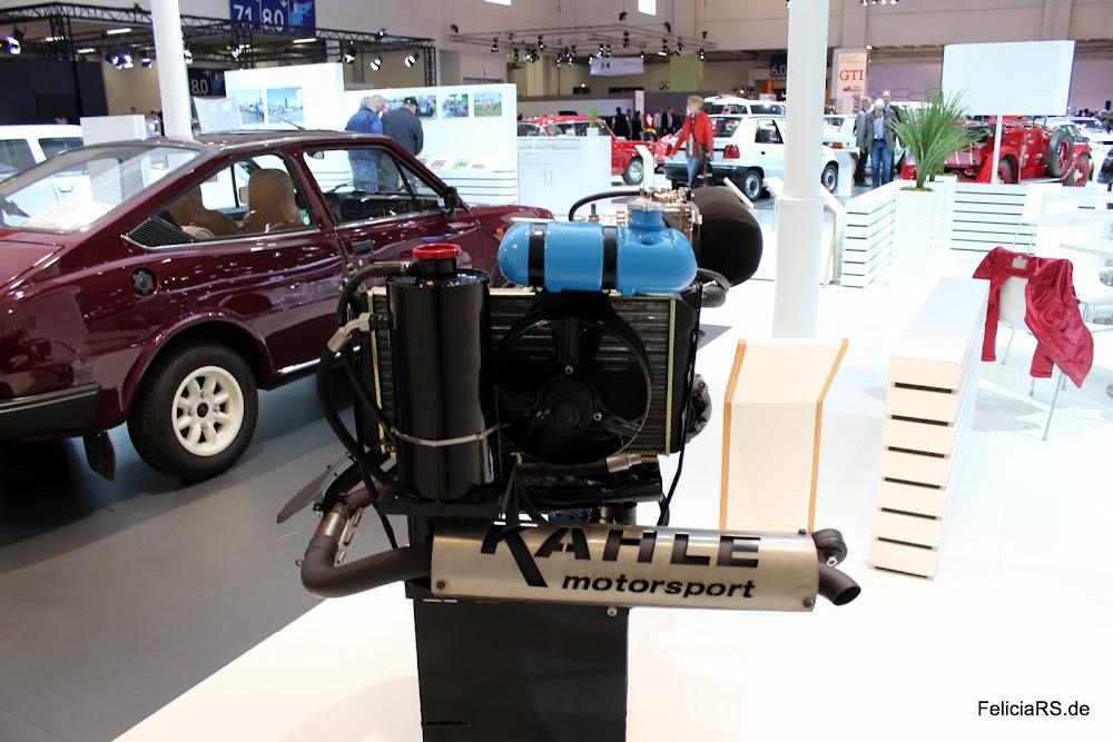 ...dieser Motor gehört zu Mathias Kahles Škoda 130RS