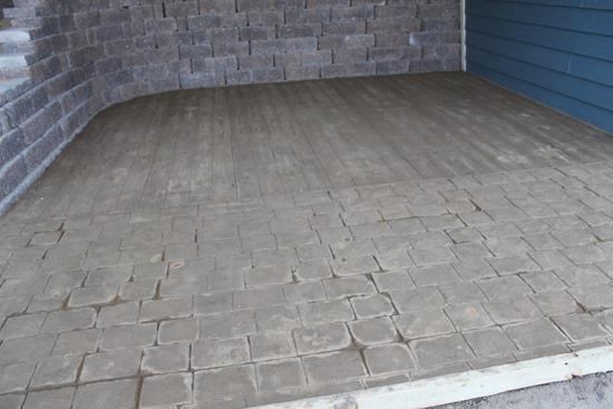 concrete four